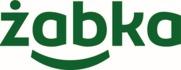 Żabka z Nowym Logo